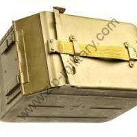 Патронный короб с лентой для ДШК