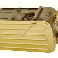 Патронный короб с лентой  100шт для ПКМ