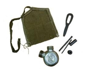 Набор для чистки винтовки Мосина/СВТ/АВТ