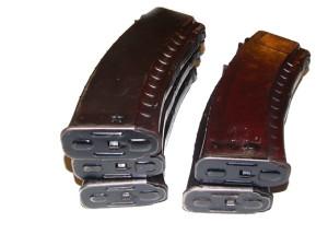 Мазазин 5,45х39 для АКС-74-У