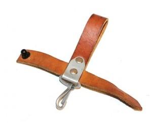 Лопасть (подвес) для штык-ножа Рыжий.