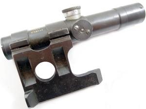 Прицел ПУ для винтовки Мосина на кронштейне  Кочетова.