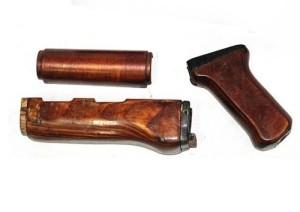 Комплект дерева на пулемёт РПК.