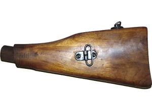 Приклад на пулемёт Дектярёва ДПМ.