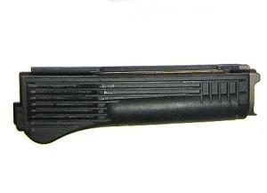 Цевьё пластик с родиатором охлождения на АК-74-М.