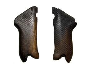 Накладки на рукоятку пистолета Р-08