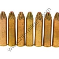 Холостой патрон на револьвер Наган 7,62х38мм