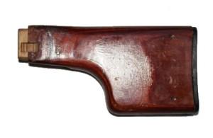 Приклад для пулемёта Калашникова  РПК-С (складной)  вариант.