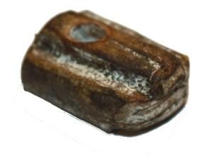 Амортизатор возвратной пружины ППШ-41 (Демпфер) на ВОВ  кожаный.