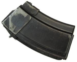 Магазин гладкий металл на 10 патрон для АК-47/Вепрь.