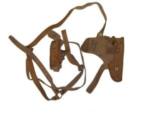 Кобура оперативная на пистолет  ПСМ 1991-1995г
