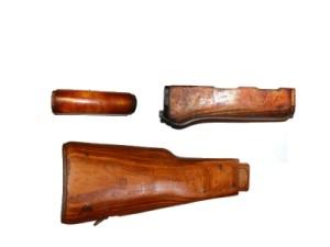 Комплект дерева на АК-47 тип 3 (фанера)