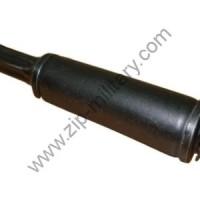Газовая трубка с накладкой на АК-74/АК-74-М (пластик)